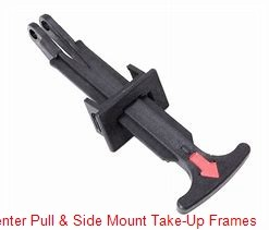 Browning 6SF31 Center Pull & Side Mount Take-Up Frames