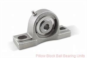 0.8750 in x 3.69 to 4-1/2 in x 1.22 in  Dodge P2BSXVB014 Pillow Block Ball Bearing Units