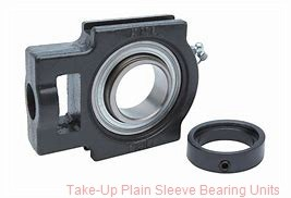 Dodge NSTULT7106 Take-Up Plain Sleeve Bearing Units