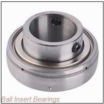 Sealmaster ER-207 Ball Insert Bearings