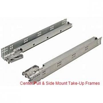 Dodge NS400X9TUFR Center Pull & Side Mount Take-Up Frames