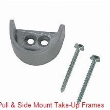 Dodge WSEZ-308X12-TUFR-SSS Center Pull & Side Mount Take-Up Frames