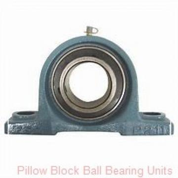 1.9375 in x 6 to 6.68 in x 2-1/32 in  Dodge P2BSCB115 Pillow Block Ball Bearing Units