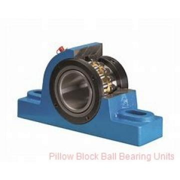 2.0000 in x 6.38 to 7.44 in x 1-29/32 in  Dodge 2R25192 Pillow Block Ball Bearing Units