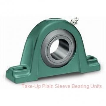 Dodge WSTU-LT7-40M Take-Up Plain Sleeve Bearing Units