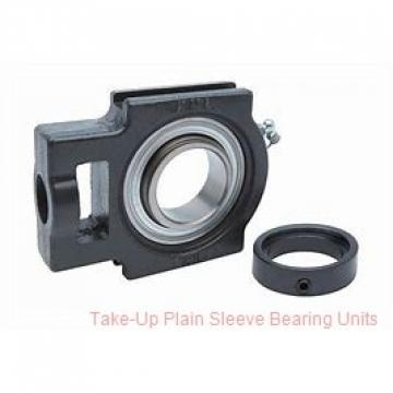 Link-Belt DSB2855 Take-Up Plain Sleeve Bearing Units