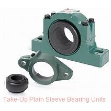 Dodge NSTULT7200 Take-Up Plain Sleeve Bearing Units
