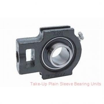 Dodge NSTULT10207 Take-Up Plain Sleeve Bearing Units