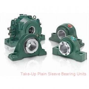 Dodge NSTULT7100 Take-Up Plain Sleeve Bearing Units