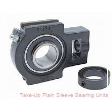 Dodge NSTULT10103 Take-Up Plain Sleeve Bearing Units